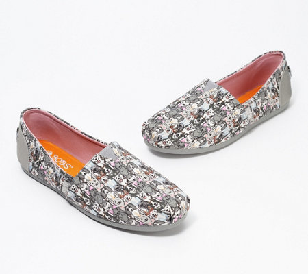 Skechers BOBS Slip-On Shoes - Playdate