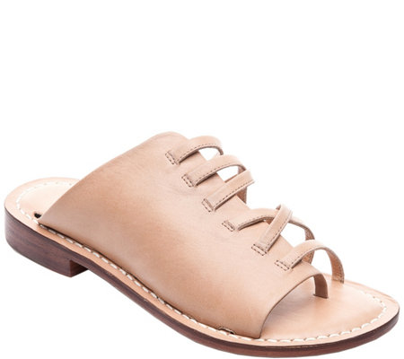 Bernardo Leather Sandals - Tori