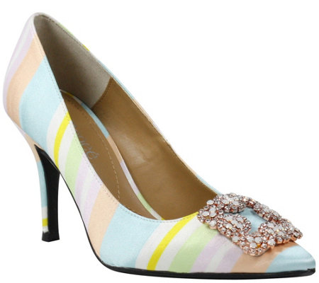 J Renee High Heel Pumps Bilboa