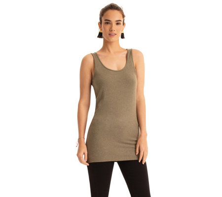 Synergy Organic Sleeveless Archetype Long Tank