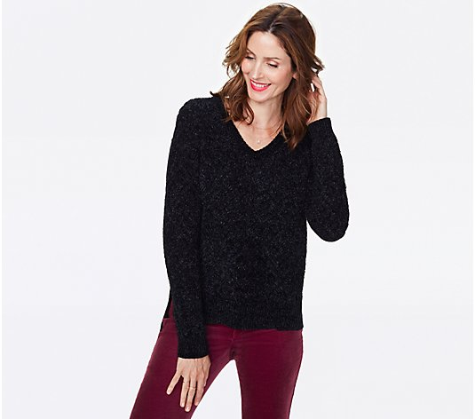 NYDJ V-Neck Sweater