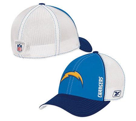 e70fd410b01 NFL San Diego Chargers 2008 Draft Hat — QVC.com