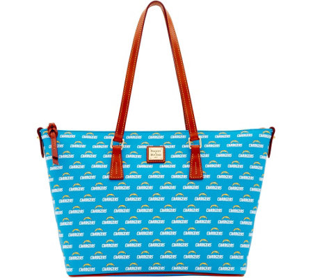 Dooney & Bourke NFL Chargers Shopper