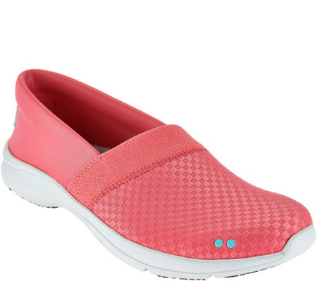 Ryka Neoprene Slip-On Sneakers - Seashore