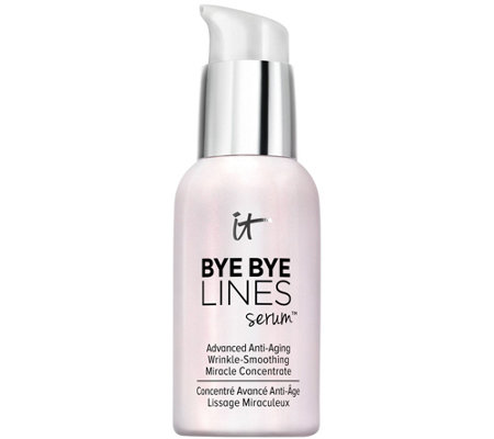 IT Cosmetics Bye Bye Lines Anti-Aging Smoothing Serum Auto-Delivery