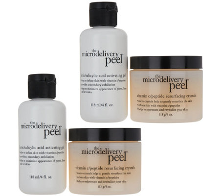 philosophy super-size microdelivery vitamin c peel duo