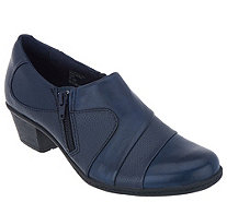 Earth Origins Leather Side Zip Shooties - Monica - A311529