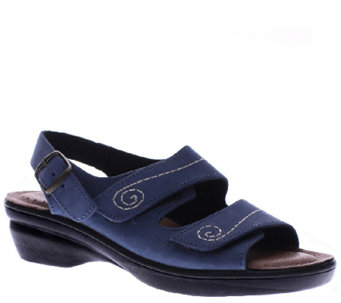 Flexus by Spring Step Digger ... Women's Mules YoTCI
