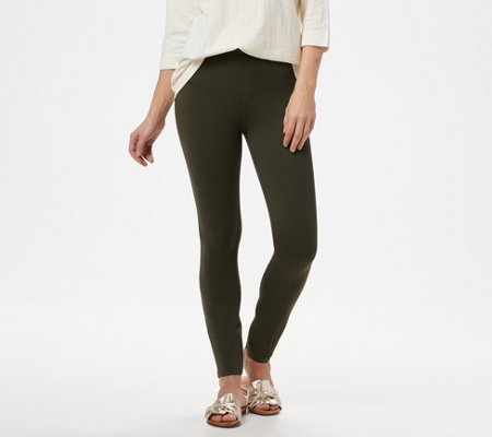 ffb9fc4052aac Page Ankle 1 Length Ponte Leggings Regular — Spanx BXqwgU