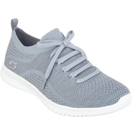 skechers no lace sneakers