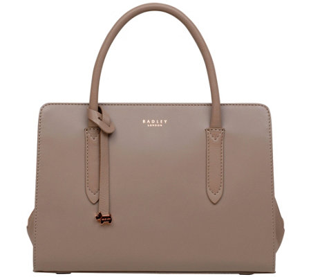 RADLEY London Liverpool Street Smooth Leather Satchel