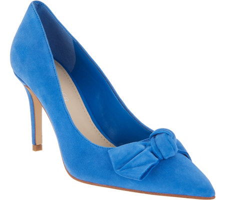 Marc Fisher Bow Detailed Pumps - Doreny