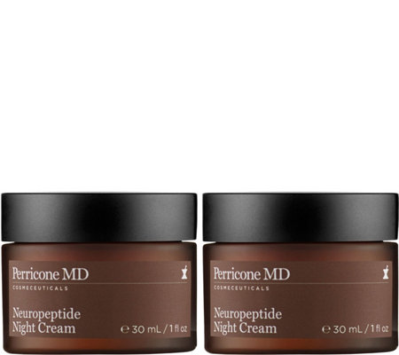 Perricone MD Neuropeptide Night Cream Duo