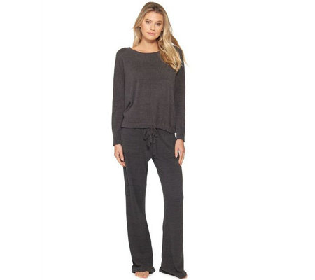 Barefoot Dreams CozyChic Ultra Lite Slouchy Pul lover