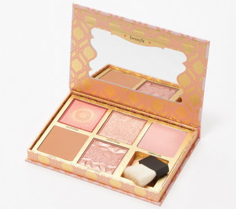 "Blush Bar ""Cheeks On Pointe"" Bronzer & Blush Palette"