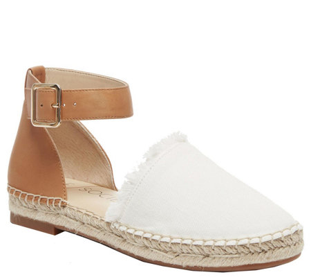 Sole Society Two-Piece Espadrilles - Stacie