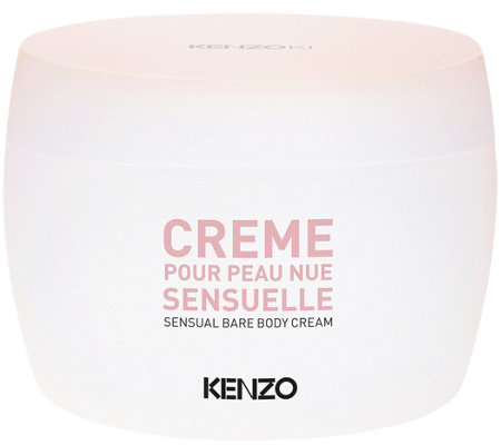 KENZOKI Sensual Bare Body Cream, 6.8 oz