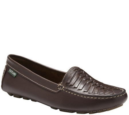 Eastland Leather Slip-On Loafers - Debora