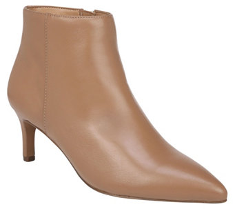 eb91346d93f Franco Sarto Pointed Toe Ankle Booties - Devon - A414130