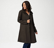 Gallery Missy Wool Blend Princess Walker Coat - A419130