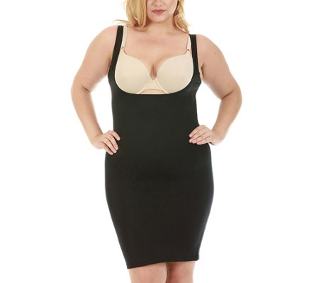 Instantfigure Underbust Tank Dress