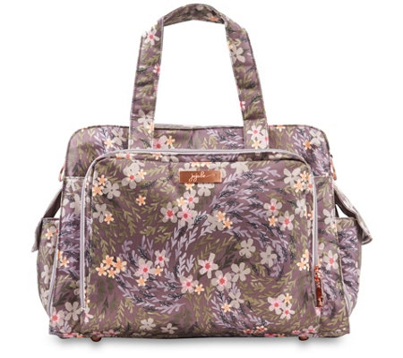 JuJuBe Sakura At Dusk Diaper Bag - Be Prepared