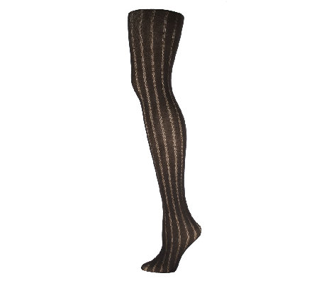Linea Body by Louis Dell'Olio Pin Stripe Tights