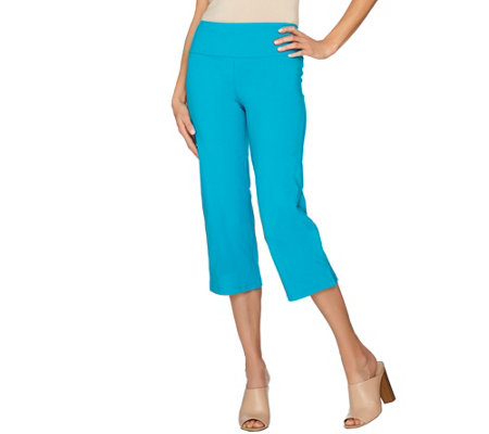 Women with Control Regular Tummy Control Crop Pants