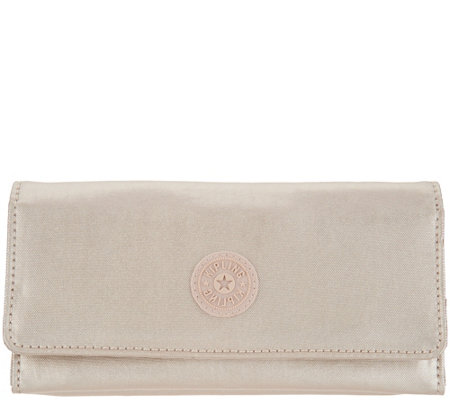 Kipling Continental Wallet - New Teddi