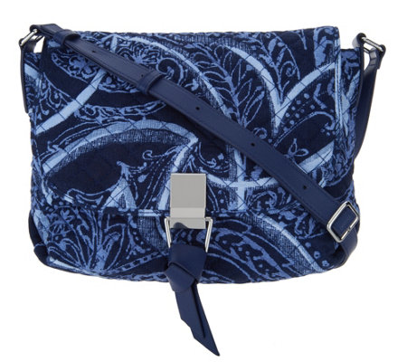 Vera Bradley Signature Carson Top Handle Crossbody Bag