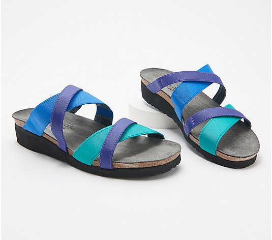 Naot Slide Sandals - Roxanna