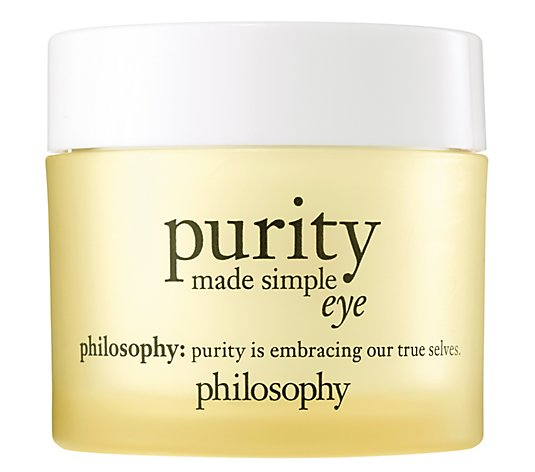 philosophy super-size purity hydra bounce eye awakening gel