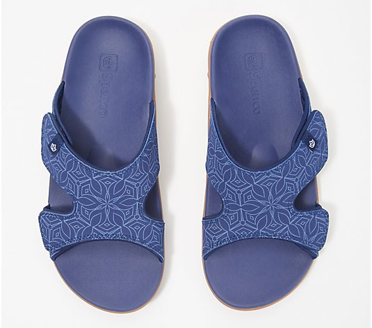 Spenco Orthotic Slide Sandals - Kholo Boheme