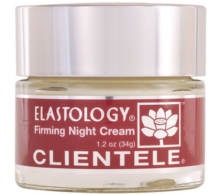 Clientele Firming Night Face Cream
