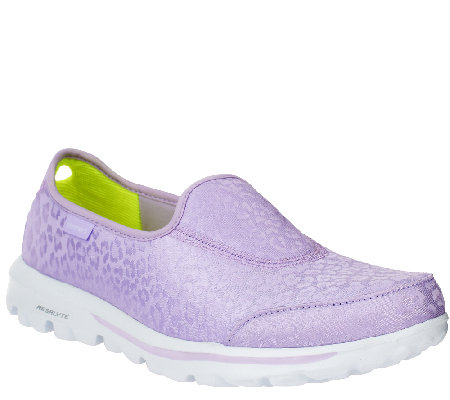 2de7fad668cb Skechers Safari GOwalk Slip-On Sneakers - Page 1 — QVC.com