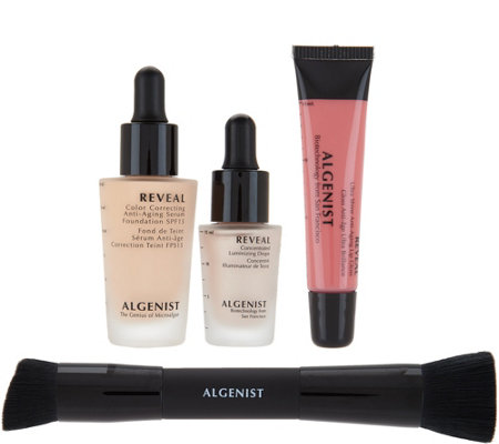 Algenist REVEAL 4-piece Grand Color Auto-Delivery