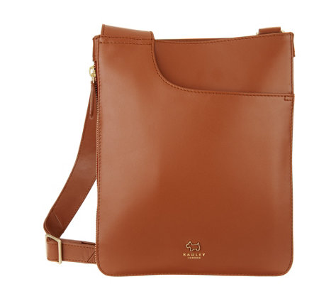 RADLEY London Medium Pockets Leather Crossbody Handbag
