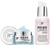 IT Cosmetics IT's Your Most Beautiful Skin Face & Eye Treatment Duo - A311232