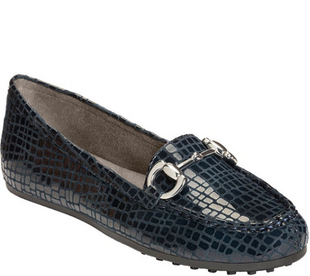 Aerosoles Slip-on Loafers - Drive Through