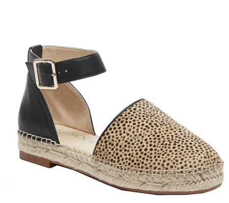 Sole Society Two Piece Espadrilles - Stacie Haircalf