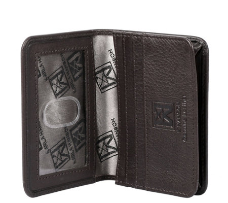 Karla Hanson Leather Card Holder