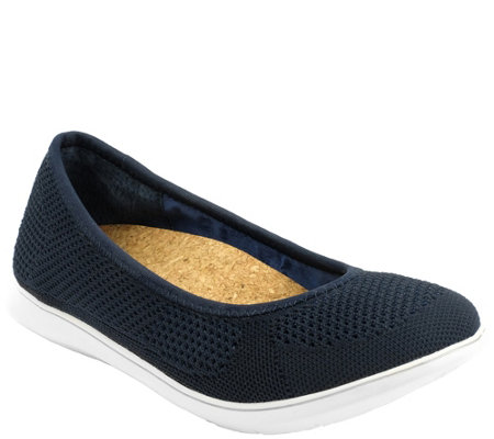 Revitalign Orthotic Knit Flats - Inca Sport