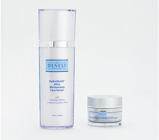 Dr. Denese Super-Size HydroShield Serum & Firming Collagen Eye