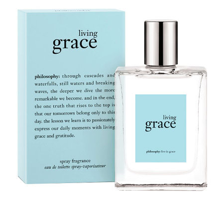 philosophy super-size living grace spray fragrance 4 oz.