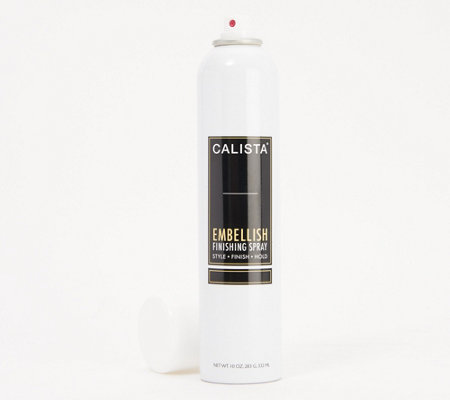 Calista Embellish Volume Finishing Spray, 10oz