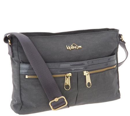 Kipling Nylon Crossbody Bag - Angie