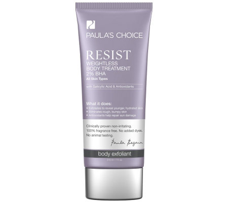 Paula's Choice Resist Weightless Body Treatment2% BHA