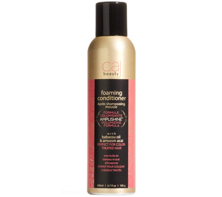 Caj Beauty Foaming Conditioner Mousse, 6.7 oz