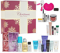 QVC Beauty Christmas Advent Calendar 24-Piece Collection - A342633