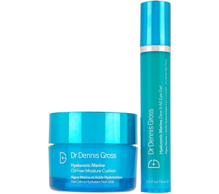 Dr. Gross Marine Moisture Eye and Face Duo